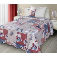 Chellsy párnahuzat ágytakaróhoz