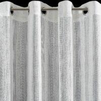 Kim géz fényáteresztő függöny Krémszín/Bézs 140x250 cm