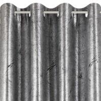 Brass egyszínű sötétítő függöny