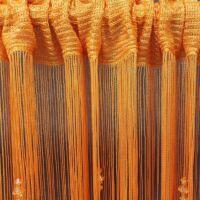 Kristályos spagetti függöny