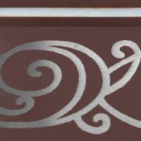 Lisa organza dekor függöny