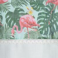 botanic-rovid-fenyatereszto-fuggony-rozsaszin-feher-30-x-150-cm-flamingos-anyag