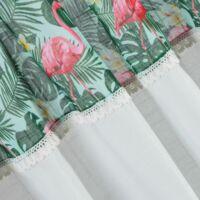 botanic-rovid-fenyatereszto-fuggony-rozsaszin-feher-30-x-150-cm-flamingos-anyag-hullam