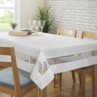 Verona csipkés asztalterítő