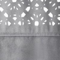 Pilar bársony sötétítő függöny