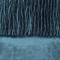 Evelyne bársony sötétítő függöny Sötétkék 140 x 250 cm - HS352934