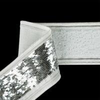 Cekin dekoratív szalag