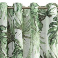 Blanka mintás dekor függöny