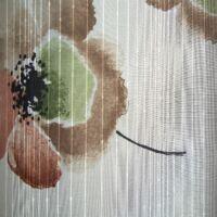 Nicole mintás dekor függöny