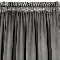 Pierre bársony sötétítő függöny