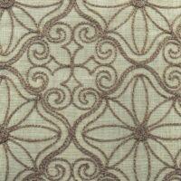 Tutu hímzett asztali futó Natúr / barna 40 x 140 cm - HS95214