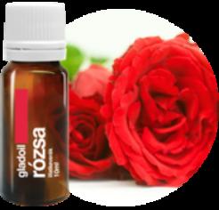 Rózsa illóolaj 10ml