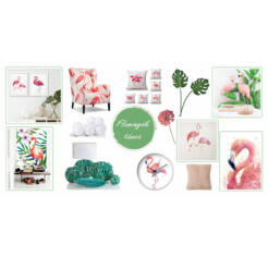 'Flamingók tánca' csomag 10% kedvezménnyel