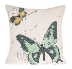 Butterfly díszpárna huzat