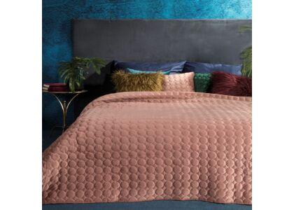 Lilian bársony ágytakaró
