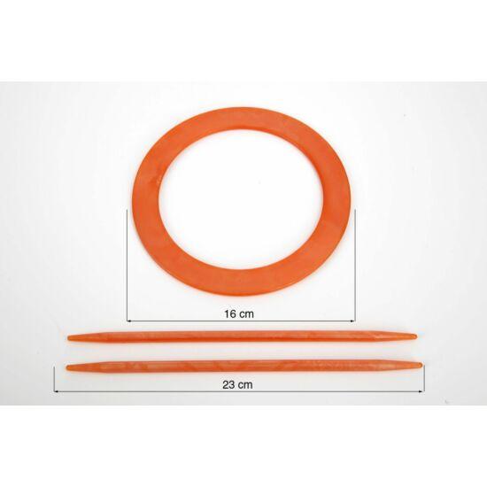 pom-fuggonytu-narancs-sarga-23-cm