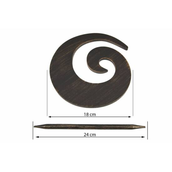 03-fuggonytu-barna-24-cm