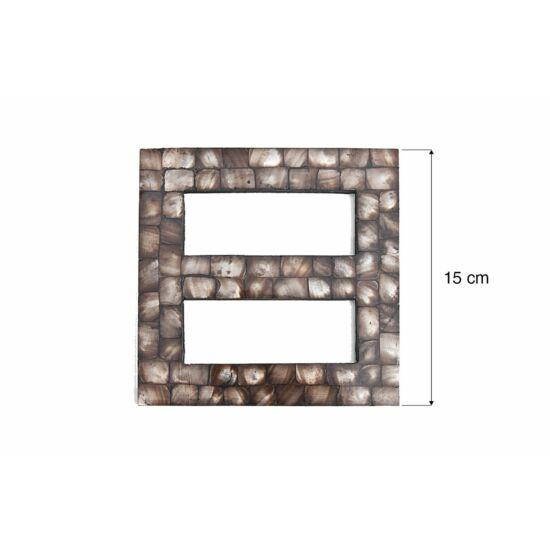 832-1-fuggonytu-barna-15-cm