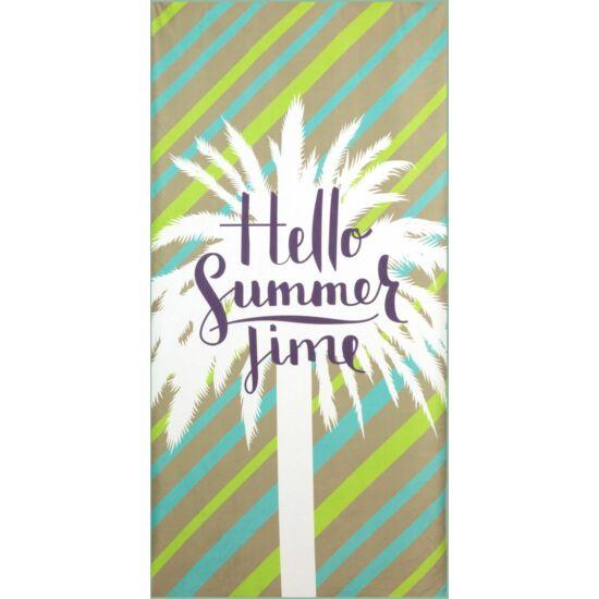 Summer 02 strandtörölköző