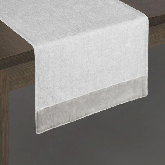 palmera-asztali-futo-ezust-40-x-140-cm-asztalon