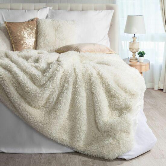 Niko szőrme hatású ágytakaró