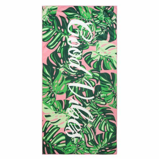 Tropical 04 strandtörölköző