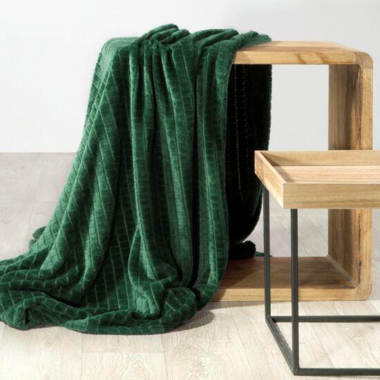 Cindy2 karosszék takaró Sötétzöld 70 x 160 cm - HS352594