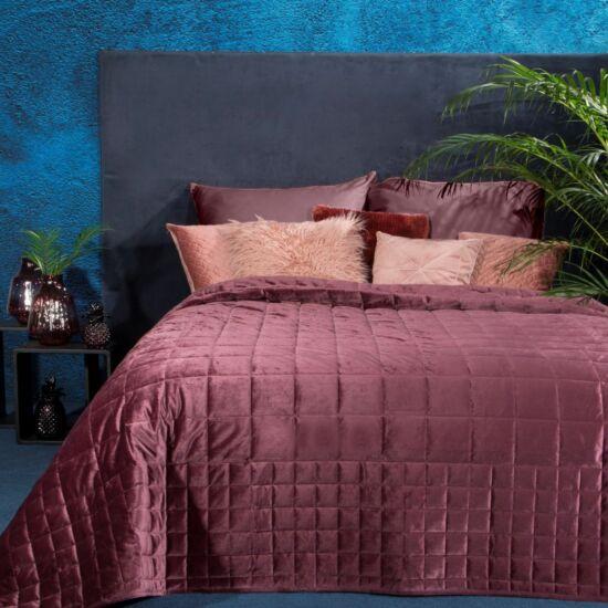 Laila bársony ágytakaró