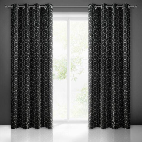 mandi-barsony-sotetito-fuggony-fekete-135-x-250-cm