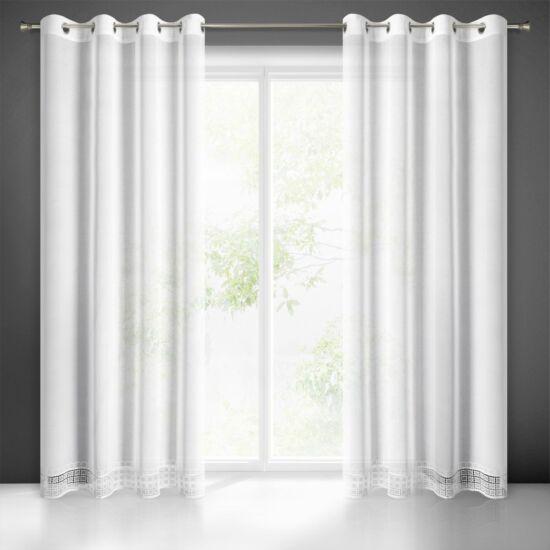 Merida csipkés sötétítő függöny