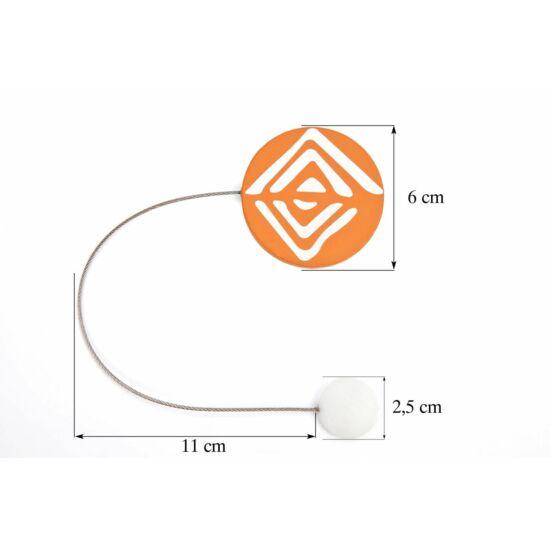 Különleges függöny elkötő mágnes 57