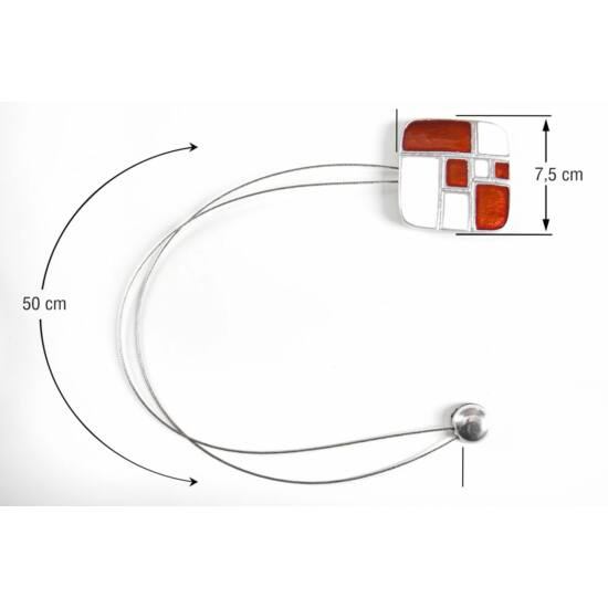 fem-fuggony-elkoto-magnes-feher-piros-48-cm