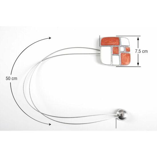 fem-fuggony-elkoto-magnes-feher-teglavoros-48-cm