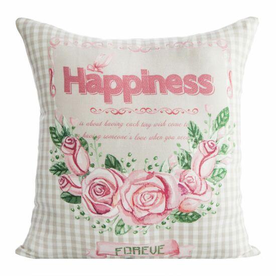 happiness-nyomtatott-parnahuzat