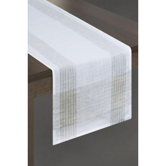 Silver 1 lurex asztalterítő