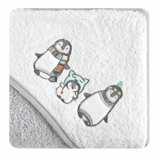 Pingwin gyerek törölköző