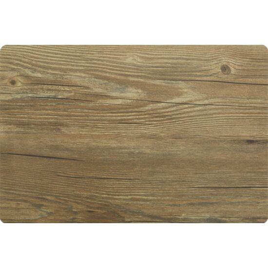 Wood mintás alátét