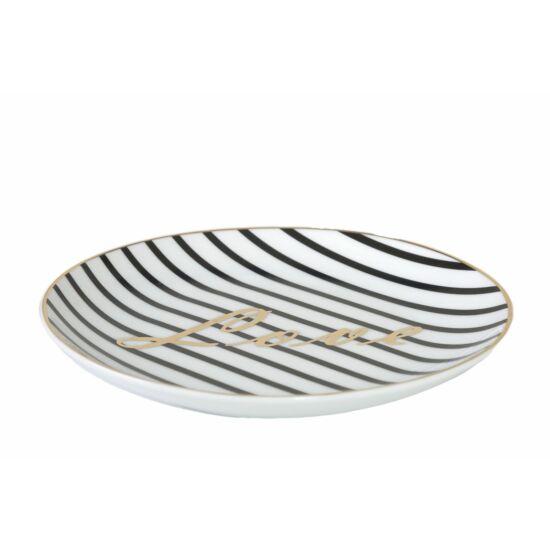 Tina 01 tányér