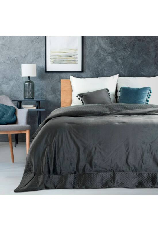 Alita bársony ágytakaró