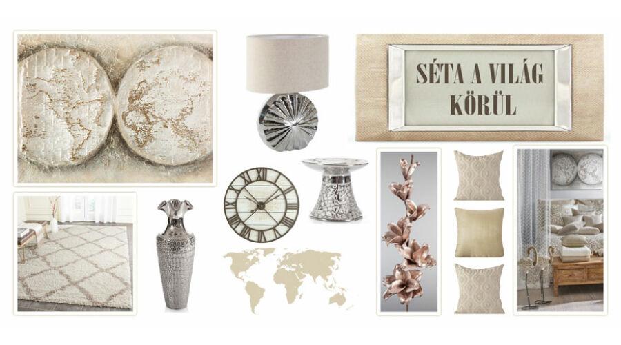 Séta a világ körül  csomag 10% kedvezménnyel - Home   Style ... e3ef93c6a7