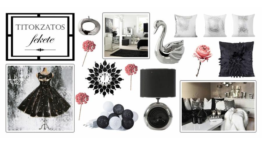 Titokzatos fekete  csomag 10% kedvezménnyel - Home   Style ... 1095b5c788