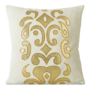 Scott-párna-arany-dekor